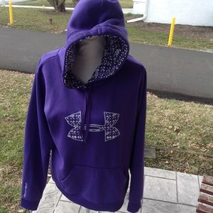 Womans Under Armour Hoodie.